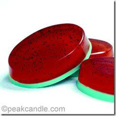 Watermelon glycerine Soap