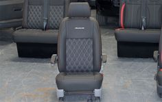 VW Transporter T5 T6 Leather Seats
