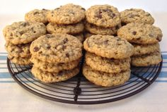 High altitude oatmeal chocolate chip cookies