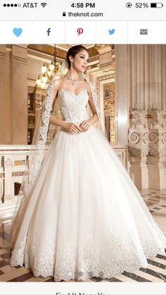 My wedding dress!!!