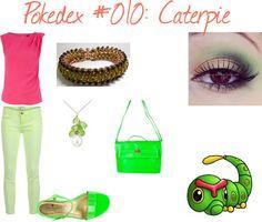 Pokedex #010: Caterpie