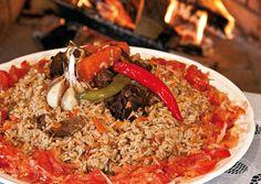 Плов по-фергански от www.dunduk-culinar.ru
