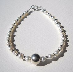 b7828279d669 Read More About 925 Sterling Silver Fresh Water Pearl Bracelet Pavlos pr  www.amazon.com .