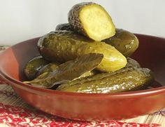 Огурчики Болгарские рецепт с фото