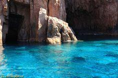 La mer au Capo Rosso - Corse