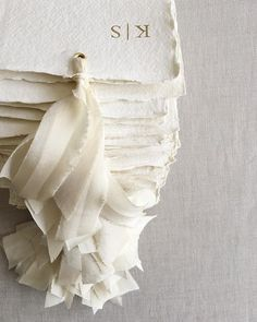 Adoring these elegant Save the Dates by the talented - tied with my Parchment bias cut habotai silk ribbon its sheer perfection! Modern Wedding Stationery, Wedding Stationery Inspiration, Wedding Stationary, Wedding Invitations, Wedding Inspiration, Invites, Wedding Paper, Wedding Cards, Wedding Events