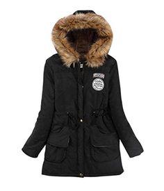 Creabygirls Womens Winter Warm Faux Fur Hooded Cotton-padded Coat Parka Long Jacket  http://www.yearofstyle.com/creabygirls-womens-winter-warm-faux-fur-hooded-cotton-padded-coat-parka-long-jacket/