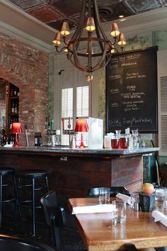 """PARISH, a """"must try"""" Atlanta Restaurant #Atlanta #restaurants"""
