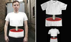 T-shirt creative design