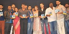 Akhil Movie Audio Launch Pics - http://www.iluvcinema.in/telugu/akhil-movie-audio-launch-pics/