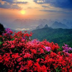 Nature of China.. | Stunning Places #Places