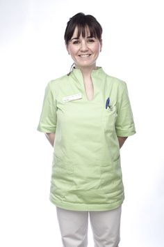 Silvia Gea es la coordinadora del equipo de higienistas bucodentales de Clínica Pronova.