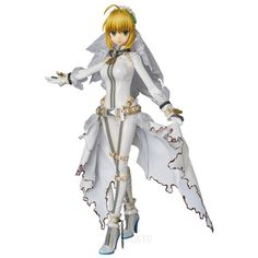Fate/EXTRA CCC REAL ACTION HEROES (ACTION FIGURE) : Saber Bride [PRE-O – HYPETOKYO