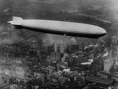 The Lz 129 Graf Zeppelin