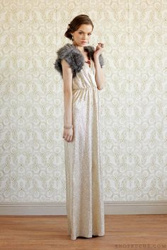 Great Gatsby Glamour - read more http://www.theweddingcarousel.com.au/2013-wedding-styles-to-look-out-for/