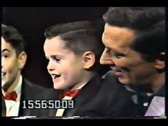The Osmond Brothers - Yes Sir, That's My Baby - Andy Williams Show