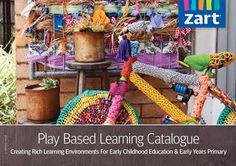 Zart Play Based Learning Catalogue - 2014