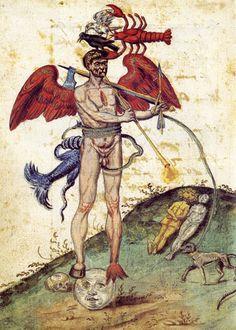 From Jaroš Griemiller's Rosarium Philosophorum
