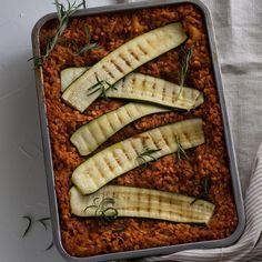Maailman helpoin lasagne - Vegevallankumous Grill Pan, Grilling, Healthy, Kitchen, Food, Lasagna, Griddle Pan, Cooking, Crickets