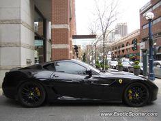 Ferrari 599GTB... a car like this makes you wanna dry hump.