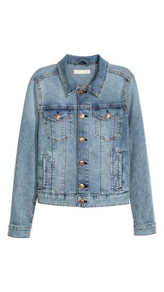 H&M Blue Denim Jacket