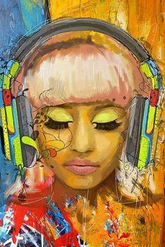Nicki Minaj by Mahnoor Shah
