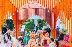 Delhi NCR weddings | Hemant & Tricia wedding story | Wed Me Good