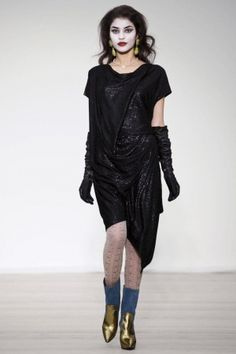 Vivienne Westwood Red Label Fall Winter Ready To Wear 2013 London