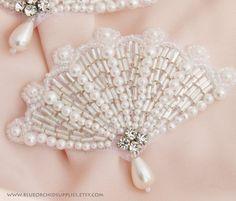 Appliques de cristal appliques strass perle par CodyLovesCleo