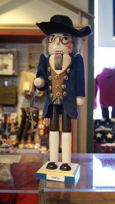 A Ben Franklin Nutcracker!