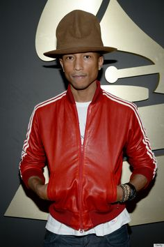53560e141f17d Pharrell s Grammys Hat Has A Hip-Hop History. Pharell WilliamsHollywood  Hills HomesCelebrity ...