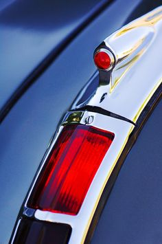 Vintage Car Models 1947 Cadillac Taillight Photograph by Jill Reger - 1947 Cadillac Taillight Fine Art Prints and Posters for Sale - Retro Cars, Vintage Cars, Car Hood Ornaments, Us Cars, Automotive Design, Tail Light, Car Detailing, Custom Cars, Concept Cars