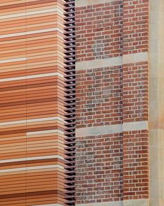 Terra cotta colored to match brick variations
