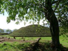 Los Guachimontones, jalisco, México