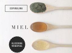 Superfood para la piel: Mascarilla de Espirulina - Bujaren