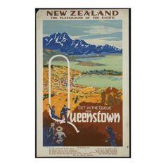 New Zealand. Countdown begins