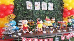Victoria Decoração Infantil : Turma da Monica - Rafael