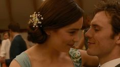 The new official trailer for Me Before You - in UK cinemas June 3, 2016 ¿ directed by Thea Sharrock and starring Emilia Clarke, Sam Claflin, Jenna Coleman and Matthew Lewis, based on the novel by Jojo Moyes.