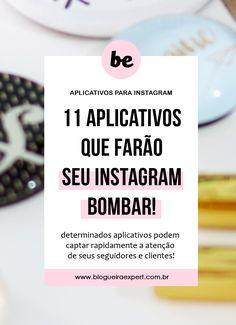 Confira Aplicativos para stories do instagram que farão seu perfil bombar de engajamento! Você também tera acesso a artigos com dicas para instagram no blog. Clique e veja! 👆 #marketingdigital #instagram #blogueiras #empreendedorismo #negocioonline