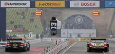 Chickin race! - München DTM2012 Showevent