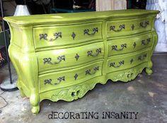 Beautiful Furniture Redo
