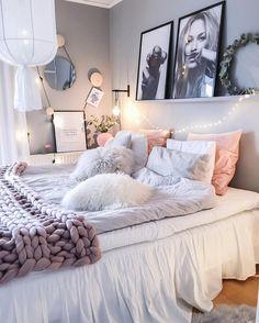 "ᔕ ᗩ ᖇ ᗩ ᕼ ღ auf Instagram: ""|| Can't wait Good night my friends!✨ ▫️▫️▫️▫️▫️▫️▫️▫️▫️▫️▫️▫️▫️▫️ #skandinaviskehjem #nordicinspiration #nordicliving #mynordichome #chunky #interior123 #bedroom #dream_interiors #interiors #homeinspiration #bedroominspo #interior_and_living #interiørmagasinet #mykindoflikeinspo #interiorwarrior #interior4all #interiorforinspo #whiteinterior #interiordesign #bybetina #kajastef #interiorforinspo #skandinaviskahem #interior #interior4you #bedroomdecor ..."
