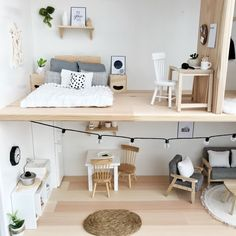 43 Simple Furniture Ideas for Modern Tiny House - Simple Furniture Ideas For Modern Tiny House 24