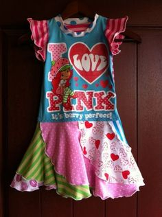 upcycled t shirt dress with spiral skirt