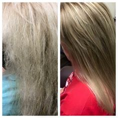 Monat is ideal for bleached hair and to repair damaged hair. Choose Balance System and oil from http://pille.mymonat.com