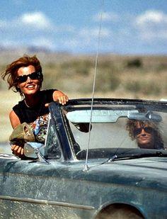 Thelma & Louise, FREEDOM!