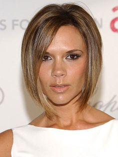Color! Victoria Beckham Hair - Pictures of Victoria Beckham Hairstyles - Cosmopolitan