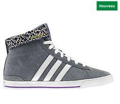 new style a6736 5495c Bbneo Daily Twist Mid Shoes prix promo Boutique Adidas 59.95 € TTC Basket  Femme, Chaussure