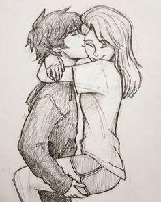 Bild Anime képek Bild Anime k Anime Art Anime Bild képek Skizzenbuchkunst Cute Couple Drawings, Cute Couple Art, Cool Art Drawings, Easy Drawings, Drawings Of Couples, Drawing Art, Sketches Of Love Couples, Romantic Couple Pencil Sketches, Drawing Ideas