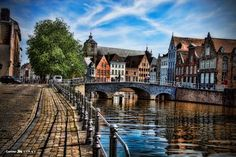 Just another canal- Bruges